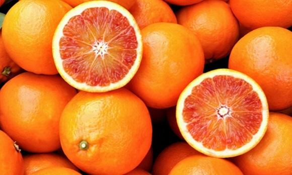 Arancione in casa scelta dei colori