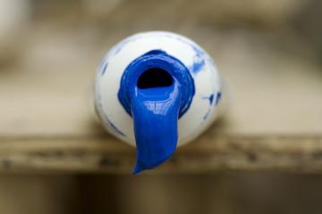 Blu in casa emporio cornici